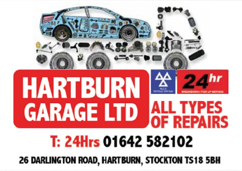 Hartburn Garage